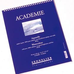 Albums Aquarelle ''''Académie''''