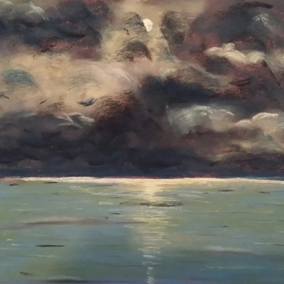 Atlantic Storm Breaking
