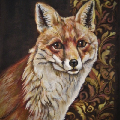 Baroque Fox