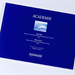 """Blocs Aquarelle """"Académie"""""""