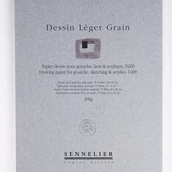 Blocs Dessin léger grain (D200)
