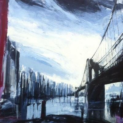 bridging Breukelen to Manhatten (Breukelen aux pays bas à donné son nom à Brooklyn)