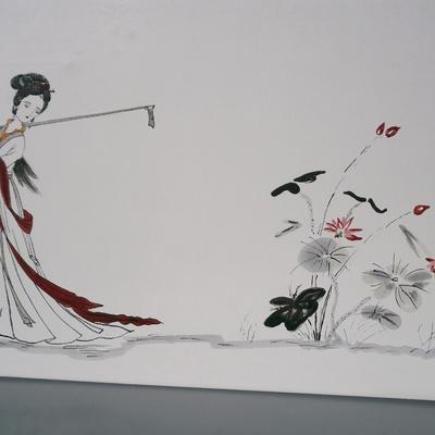 Geisha ''fleurs''