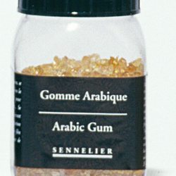 Gomme arabique en grains