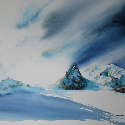 Hellbronner (Alpes)