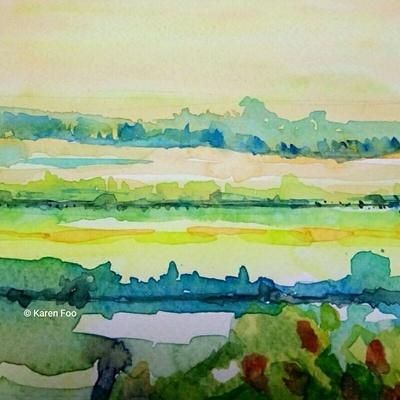 Imaginative landscape