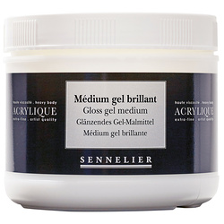 Medium gel brillant