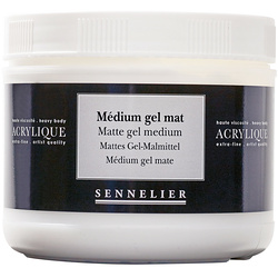 Medium gel mat