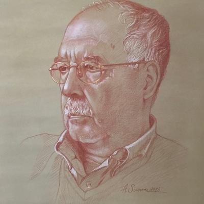 Portrait of Piero