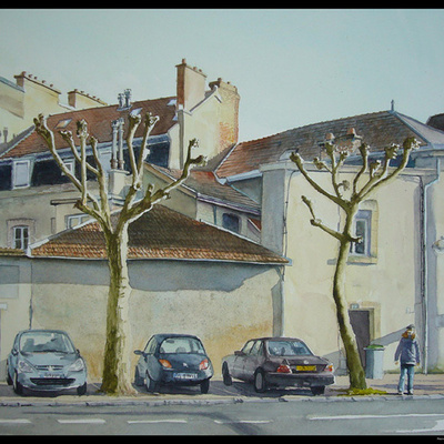 Reims, Bd St Marceau