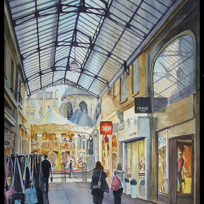 Reims passage Subé