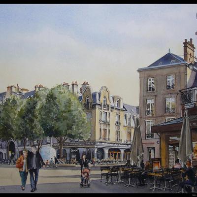Reims, rue Théodore Dubois