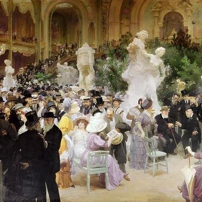 Sennelier, partenaire du Salon de la Société des Artistes Français