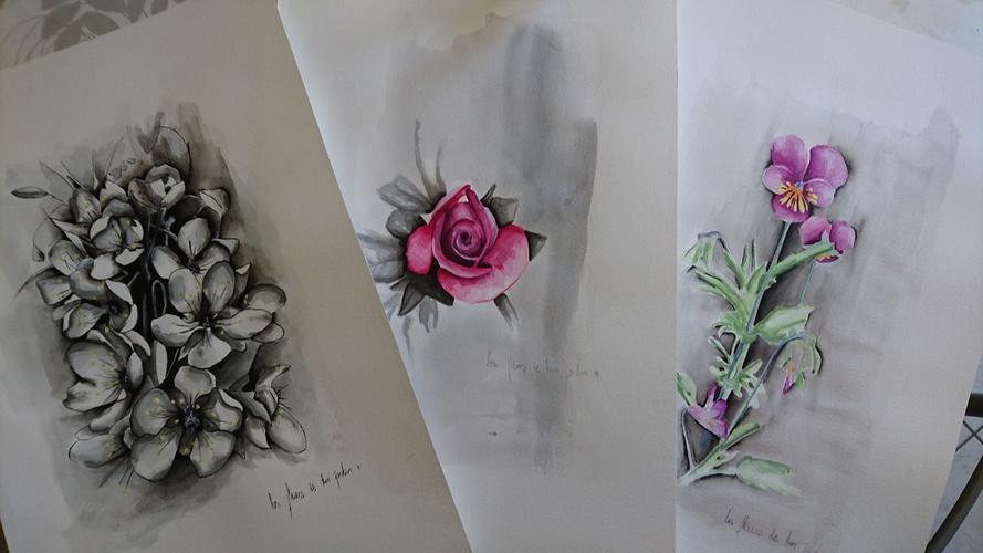 Les fleurs de ton jardin 0