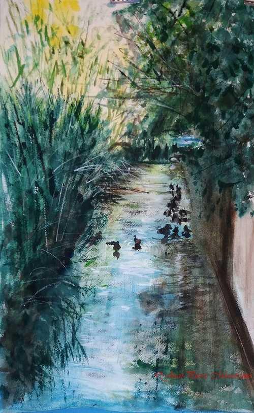 ''La Reppe aux canards'' 0