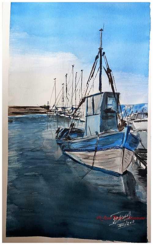 ''Le dernier des pêcheurs'' 0