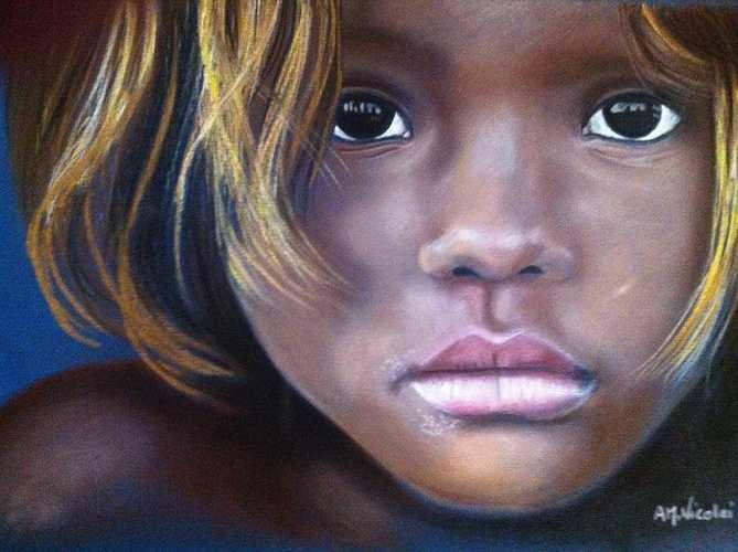 Portrait d'enfant du monde 0