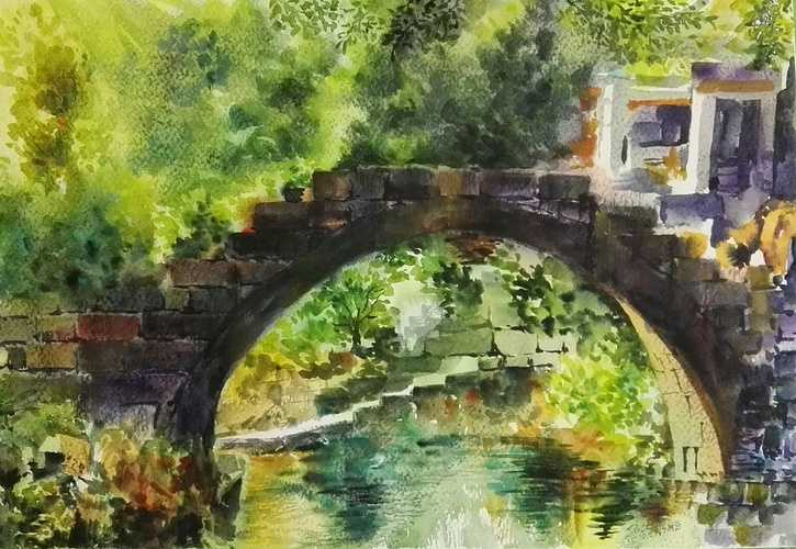 Old bridge 0