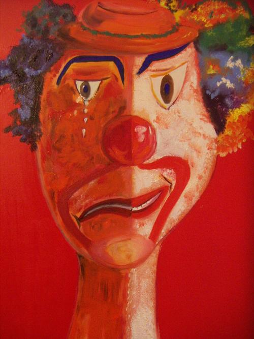 Le clown 0