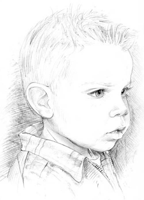 Portrait d'enfant 0