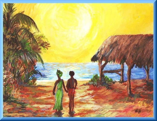 En souvenir des Seychelles 0