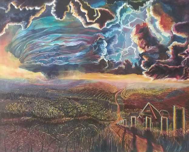 Art's Storm 0
