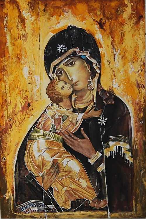 Vierge de Vladimir 0