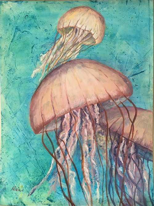 Sea Ballerinas 0