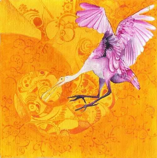 Oiseau Jaune 0