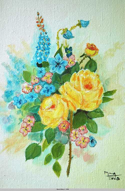 Le bouquet 2 0