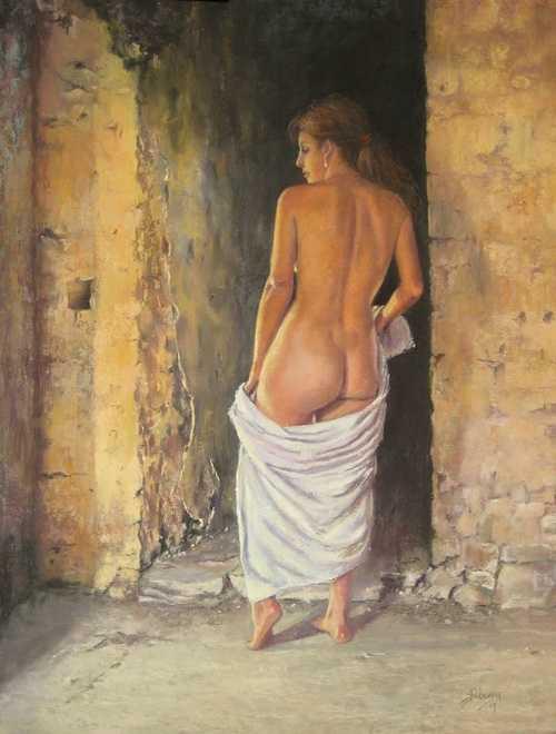 tuscan nude II 0