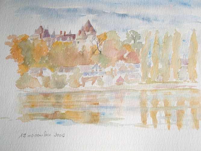 """Combourg, """"joies de l'automne"""" 0"""