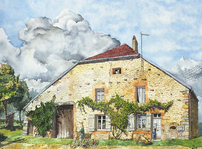 La maison Sylvestre 0