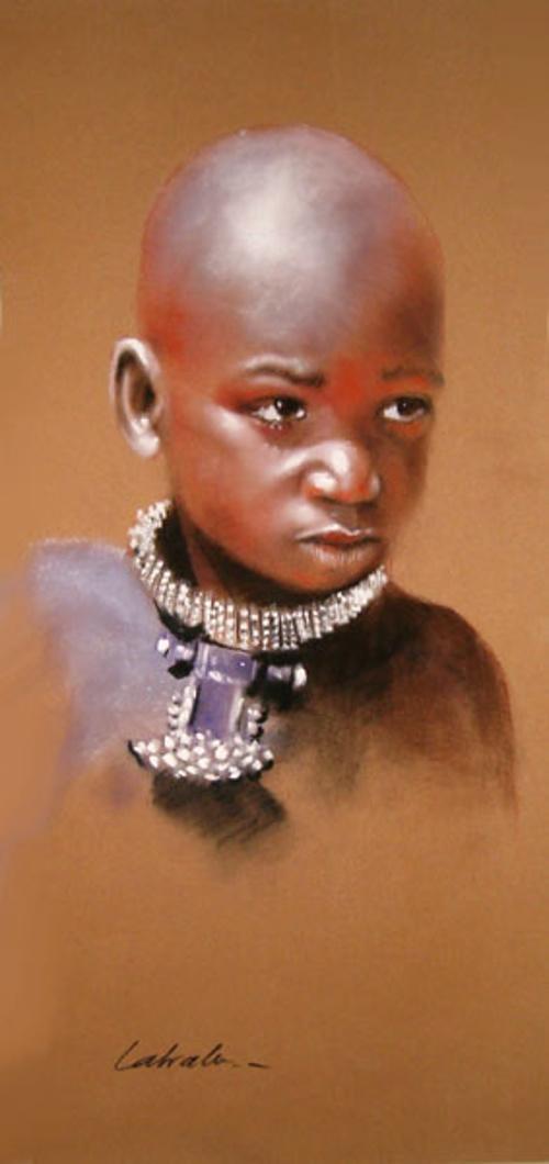 Enfant Himba 0