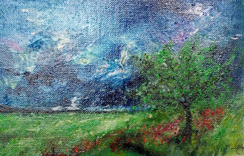arbre au printemps 0