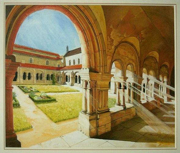 Abbaye cistercienne de Fontenay 0