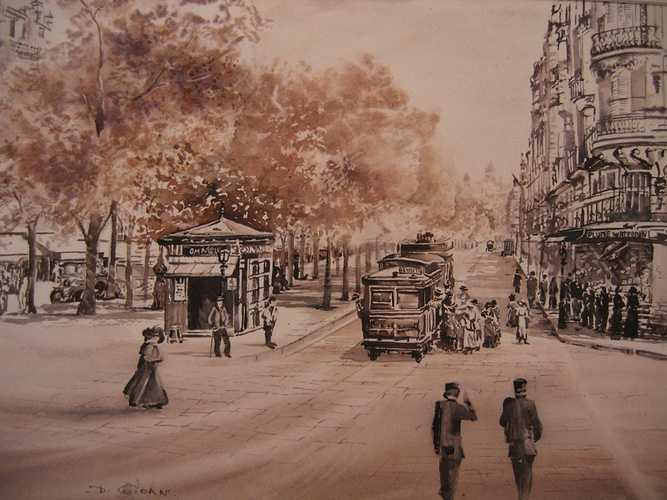 Paris Batignolles 0