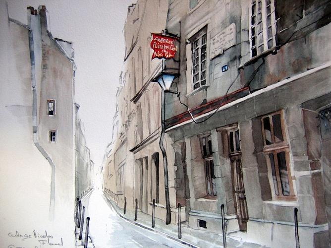 vieux Paris 0