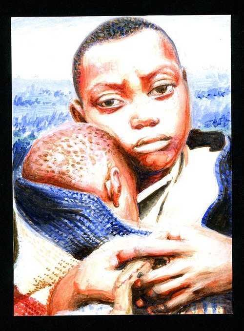 Le génocide du Rwanda by Djoz 0