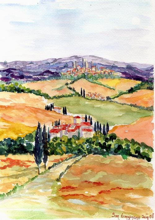 San Gimignano 0