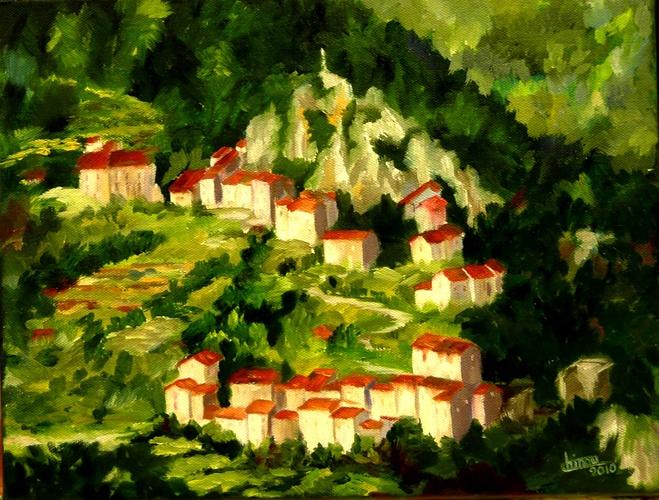 Hautpoul -village médiéval- 0