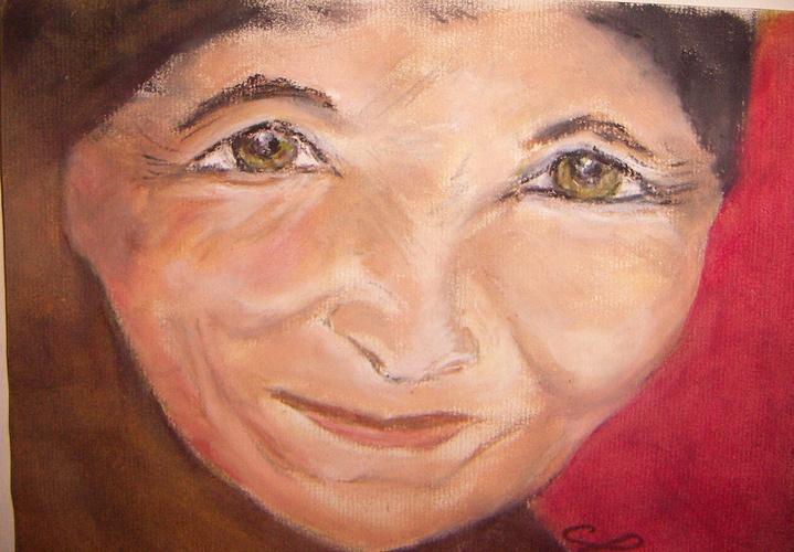 portrait de femme 0
