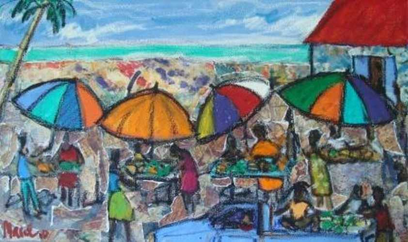 market with the impressionists 0