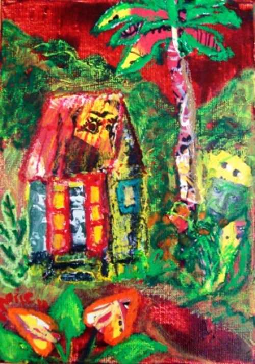 Picasso''s shack 0