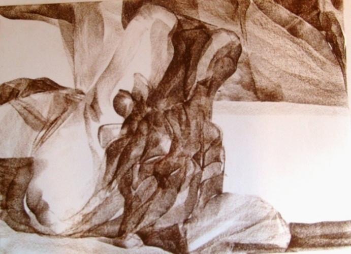 Forme dans la roche 0