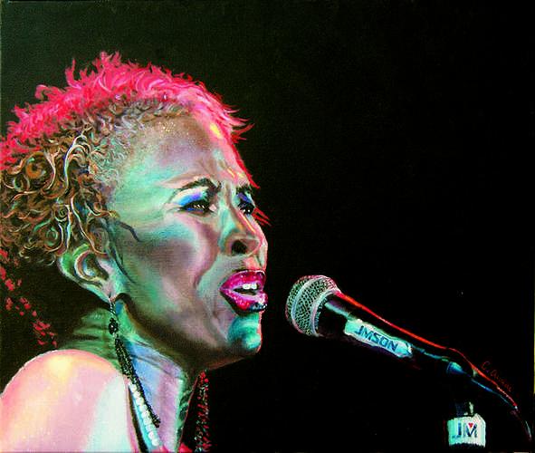 Madame chante le blues 0
