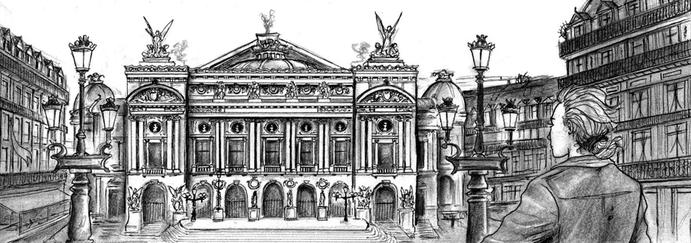 Opéra Garnier - Paris 0