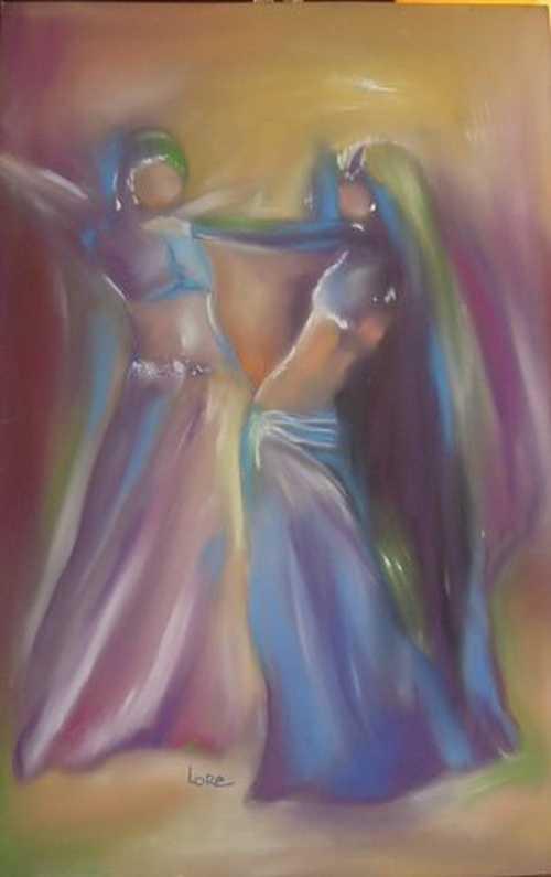 Les Danseuses 0