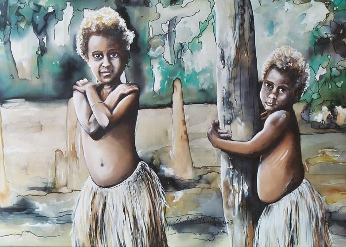 les enfants de tana vanuatu 0