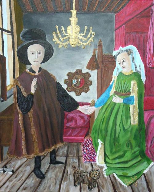 ...Tribute to Van Eyck 0